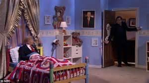 full house bedroom full house cast reunite in jimmy fallon s donald trump