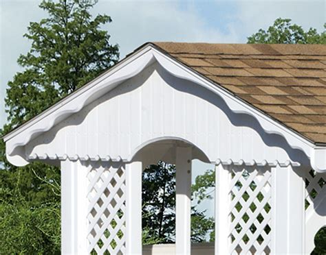 Gable Roof Gazebo Vinyl Gable Roof Rectangle Gazebo Swings Gazebo Swings