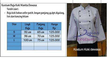 Baju Profesi Anak Kowad Size 4 tisha shop baju profesi anak kostum profesi anak