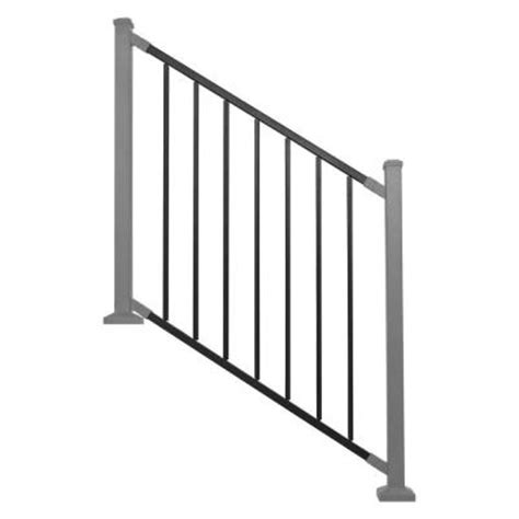 Banister Railing Home Depot by Stair Railings Home Depot Go Search For Tips
