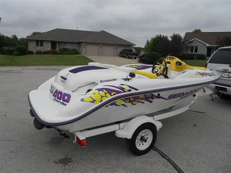 sea doo jet boat types sea doo speedster 15 1996 for sale for 1 025 boats from