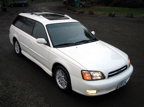 2000 Subaru Legacy Gt Specs by 2000 Subaru Legacy Wagon 3 Pictures Information And