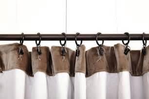 Ballard Designs Drapes ballard designs speaks amp a lesson in drapery clip rings