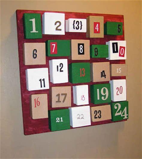how to make an advent calendar box advent calendars