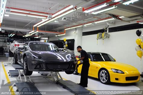 Automotive Detailer by Auto Detailer Malaysia S Premier Car Detailing Studio Zerotohundred