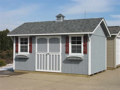 shed house best 20 homes made storage buildings better bilt