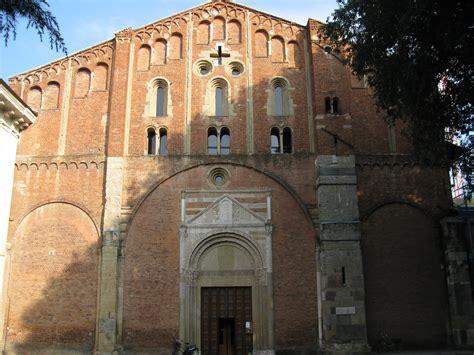 orario messe pavia basilica di san pietro in ciel d oro agostiniani it