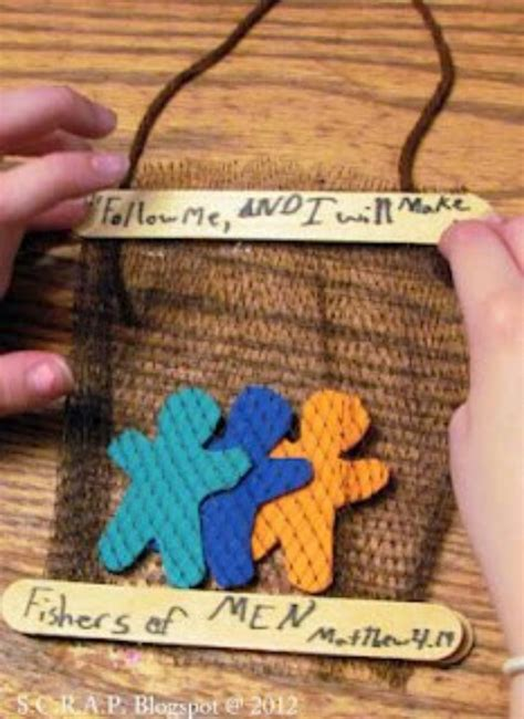 fishers of craft for fishers of vbs ideas