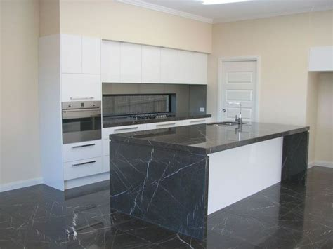white kitchens grey bench tops polished pietra grey marble benchtop and honed pietra grey
