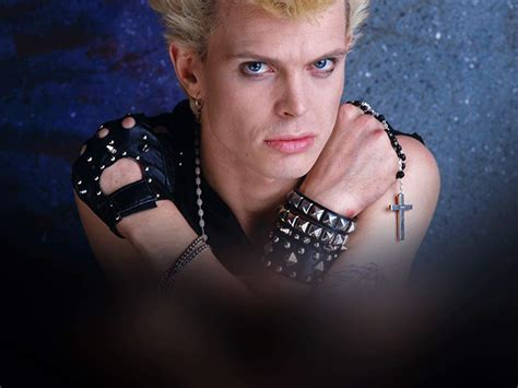 Billy Top by Billy Idol On