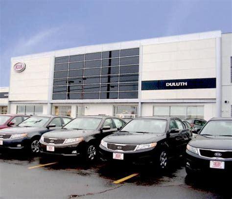 Kia Of Duluth Kia Of Duluth Duluth Mn 55806 2157 Car Dealership And