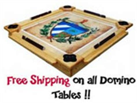 domino tables