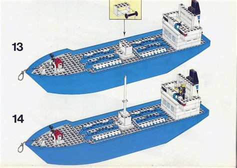 lego boat cargo lego cargo carrier instructions 4030 boats