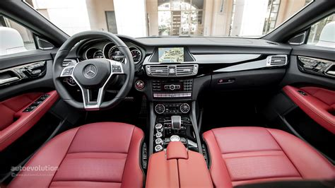 Mercedes Cls 63 Amg Interior by 2014 Mercedes Cls63 Amg 4matic Original Pictures