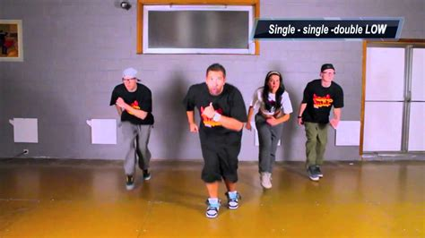 tutorial dance lmfao party rock anthem choreography tutorial i street dance