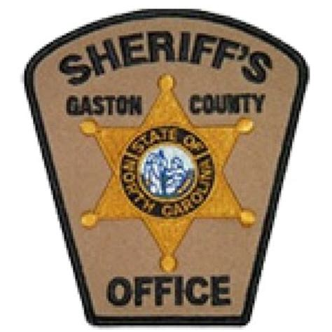 Gaston County Nc Warrant Search Deputy Sheriff William Arron Dameron Gaston County