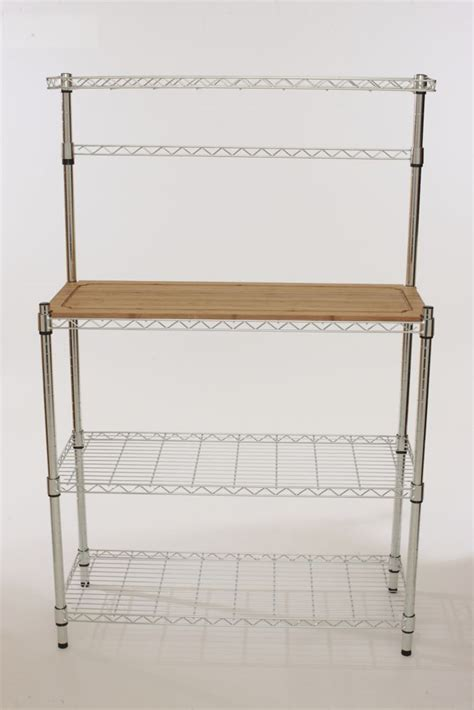 Bakers Rack Home Depot by Ecostorage Bakers Rack The Home Depot Canada