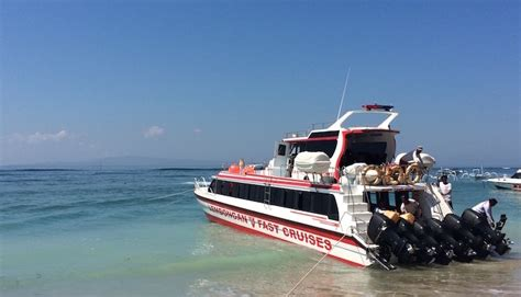 fast boats to nusa lembongan rocky fast cruises the lembongan traveller