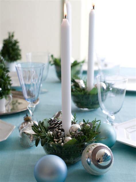 kerzenhalter ideen tischdeko zu weihnachten in silber und gr 252 n 29 ideen