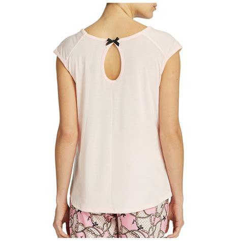 mattel barbie adult pink knit pajama sleep top bottom pant set debut swimsuit ebay