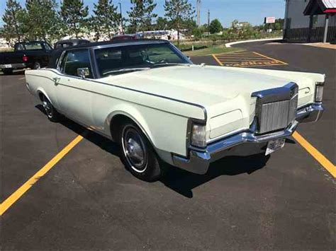 1969 lincoln continental iii for sale 1969 lincoln continental for sale on classiccars