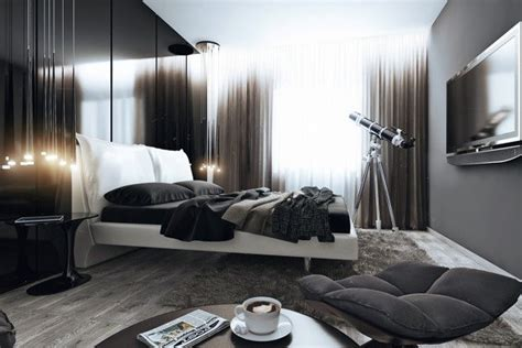 Cool Things For Mens Bedroom by 60 S Bedroom Ideas Masculine Interior Design Inspiration