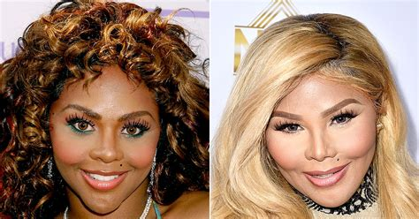 Lil Kim Light Skin by Celebrity Skin Lightening Who S Doing It And What They Re