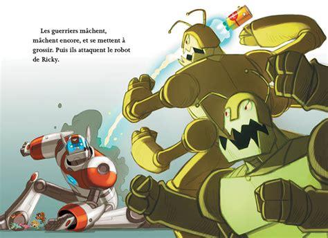 ricky ricotta tir 233 de ricky ricotta et robot g 233 ant contre les