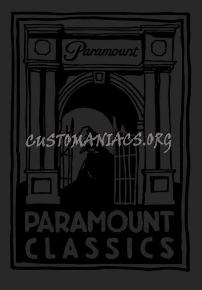 paramount classics logo dvd covers labels