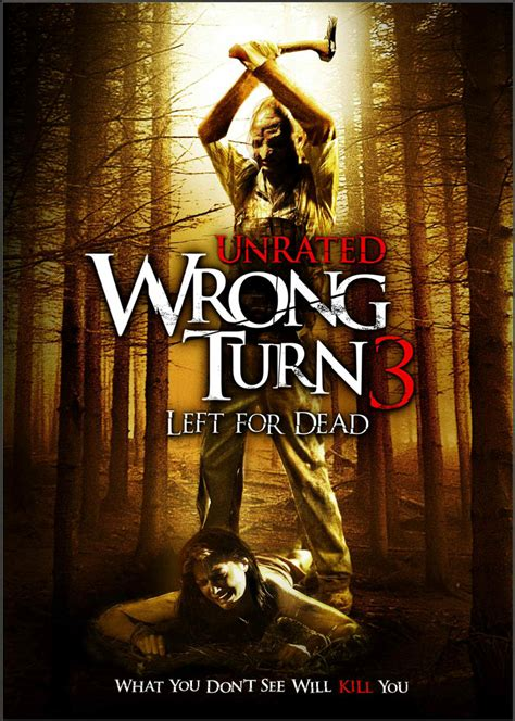 wrong turnings how the left got lost books wrong turn 3 left for dead dvd planet store