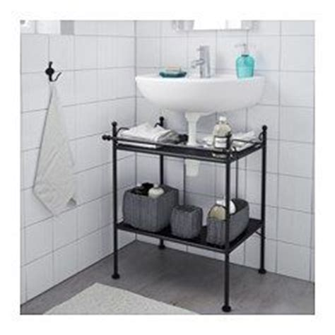 bathroom sink storage ikea 1000 ideas about pedestal sink storage on bathroom sink storage powder room