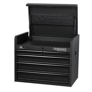 Rent To Own Husky 26 Inch 5 Drawer Tool Chest Textured Black by Husky 26 In 5 Drawer Tool Chest Textured Black H5ch2lec