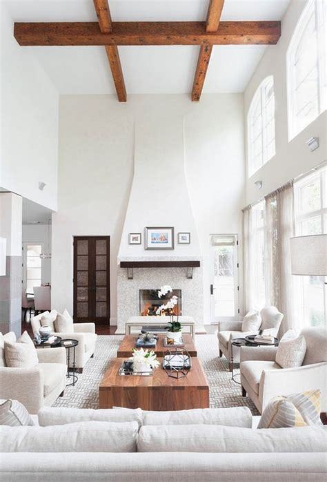 design living room with fireplace fireplace high ceiling fireplace living room with high