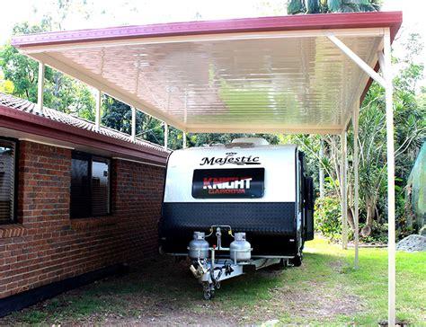 Caravan Carport Kits premium caravan carports in brisbane additions building