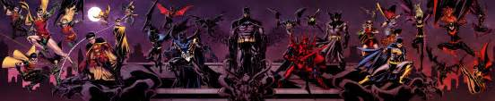 bat family spidermanfan2099 deviantart