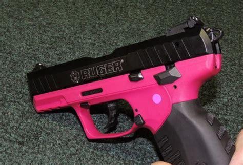 ruger sr pistol pink grips carpet vidalondon
