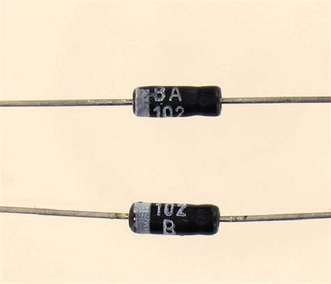 diodes varicap ba102b varicap diverses marques semi conducteurs diodes diodes varicap