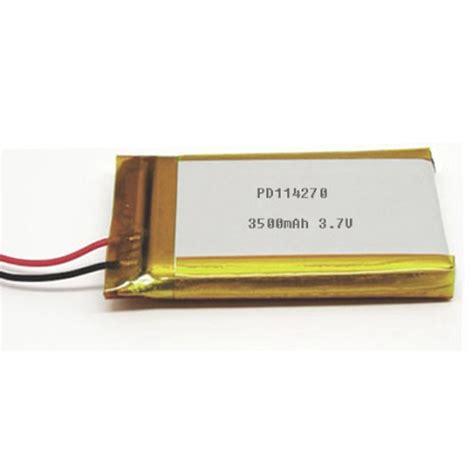 Battery Lythium Polymer 061045 lithium polymer battery 3 7v 3500mah pd114270 3 7v lithium polymer battery