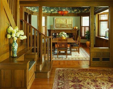 Modern Craftsman Interior Design   Decor Around The World