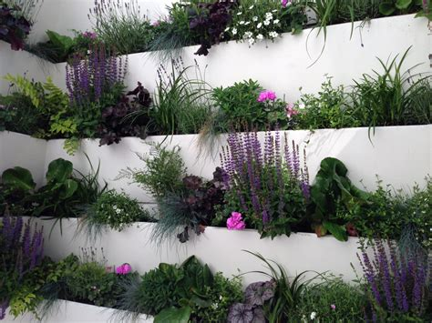 london hanging living wall garden london garden blog