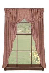 Curtains And Drapes Catalog Checkerberry Prairie Curtain Ihf178prc Curtains And Drapes Catalog Curtains