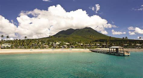 nevis island caribbean island of nevis st kitts nevis
