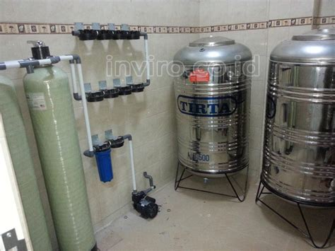 Mesin Water Treatment water treatment plant ro rumah sakit panti rapih 3 inviro