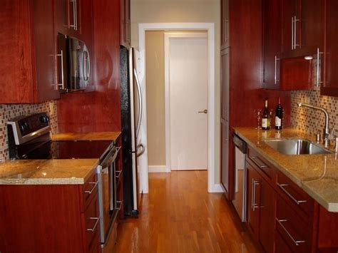 17 best images about galley kitchen on small white kitchens narrow kitchen and open