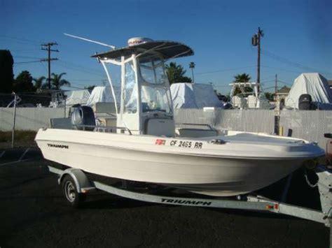 triumph boats warranty triumph 190 bay center console boats for sale