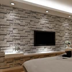 stein tapete wohnzimmer aliexpress acheter empil 233 s brique 3d papier