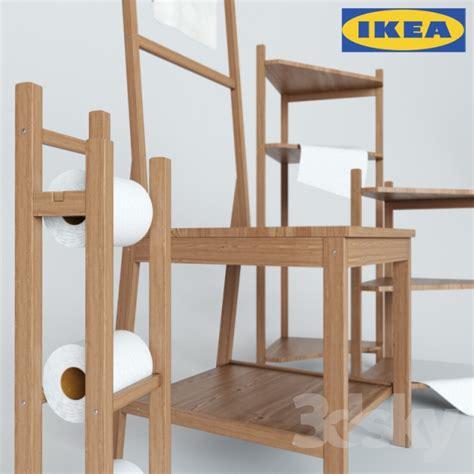 ikea ragrund 3d models bathroom furniture ikea r 197 grund bathroom set
