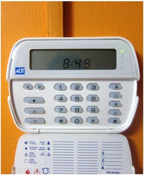 Adt Alarm Rumah adt home business alarm system adt customer