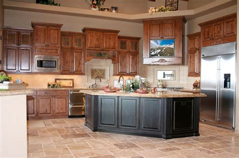 Cherry Wood Kitchen Cabinets Photos by Cherry Kitchen Cabinets Buying Guide