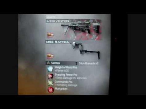 mw2 best sniper modern warfare 2 best sniping class